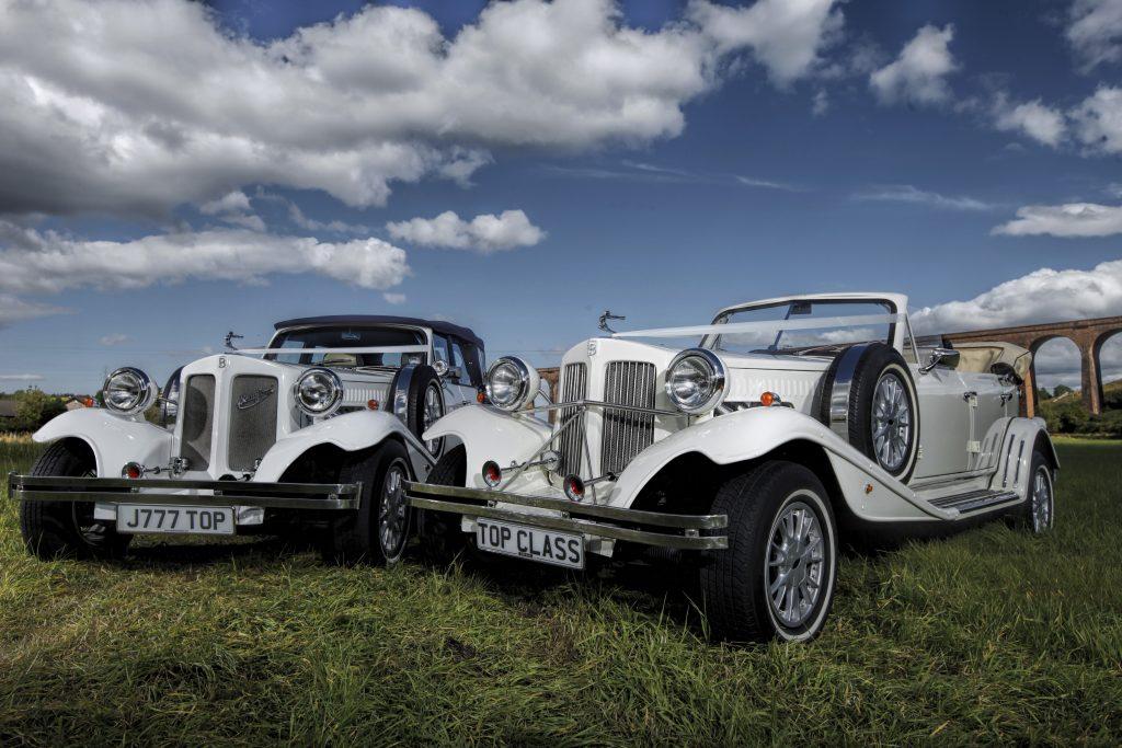Beauford Bridal Cars - Top Class